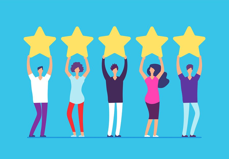 Positive Online Customer Reviews are Key for Small Business Success