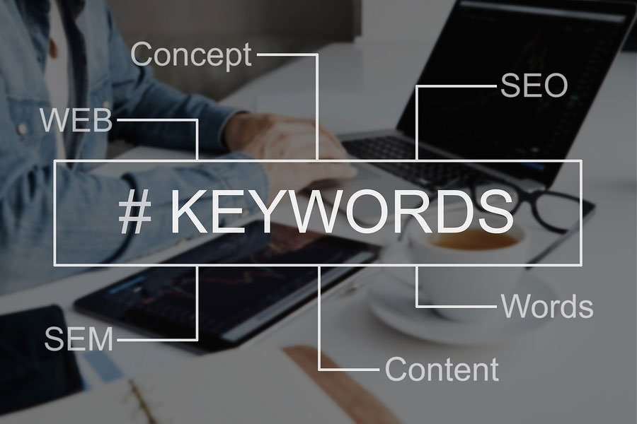 keywords graphic